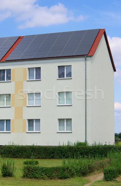 solar plant 76 Stock photo © LianeM