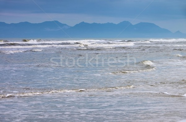 Gulf of Salerno  Stock photo © LianeM