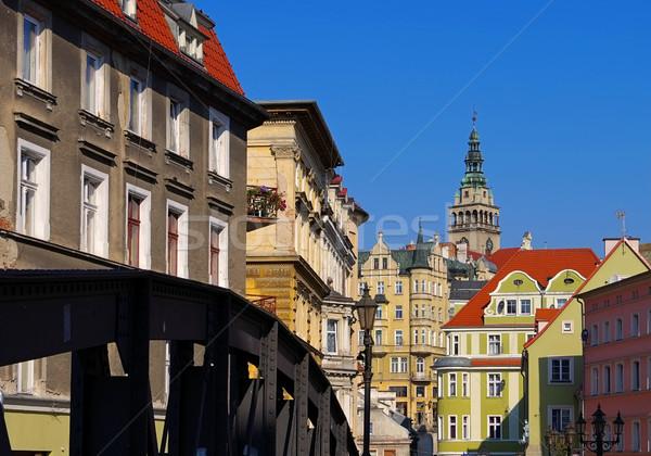 Stock photo: Klodzko (Glatz) in Silesia, Poland
