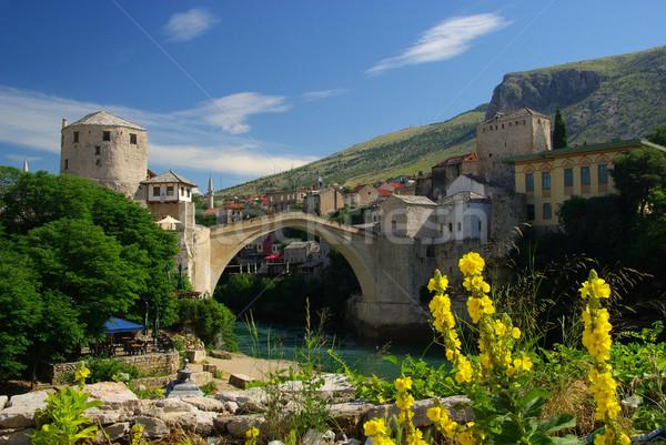 Mostar 12 Stock photo © LianeM