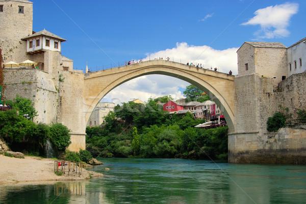 Mostar 33 Stock photo © LianeM