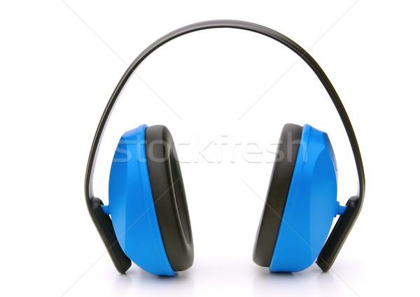 ear protection 01 Stock photo © LianeM