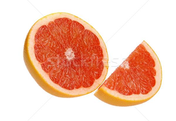 Pomelo 14 frutas naranja amarillo frescos Foto stock © LianeM
