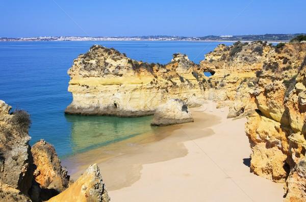Algarve beach  Stock photo © LianeM