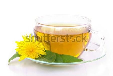 tea St Johns wort 06 Stock photo © LianeM
