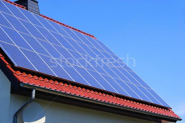 solar plant 89 Stock photo © LianeM