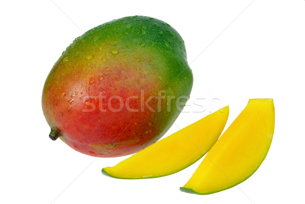 Mango 07 Stock photo © LianeM