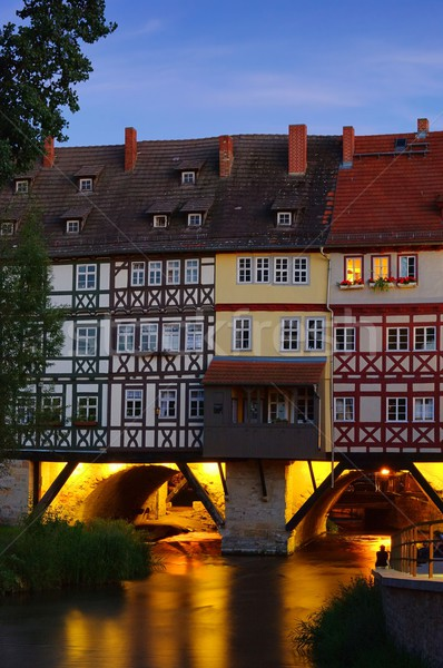 Erfurt Kr Stock photo © LianeM