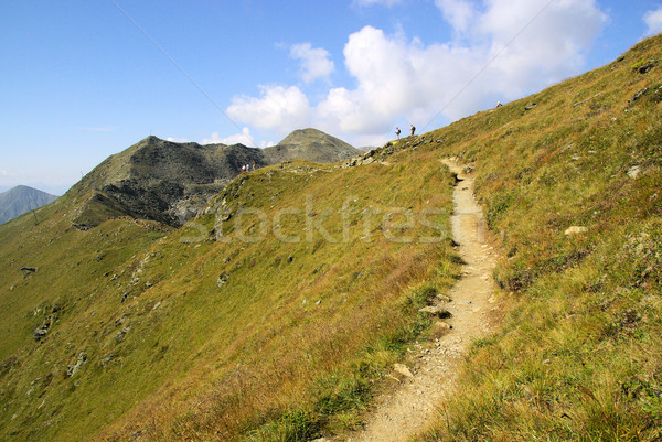 Fiss Wanderung - Fiss hiking 20 Stock photo © LianeM