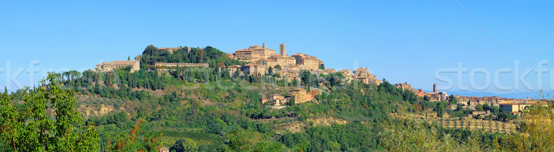 Montepulciano 01 Stock photo © LianeM