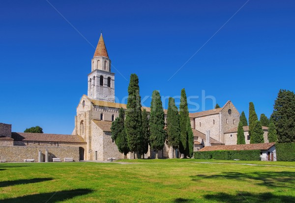 Aquileia Basilica  Stock photo © LianeM
