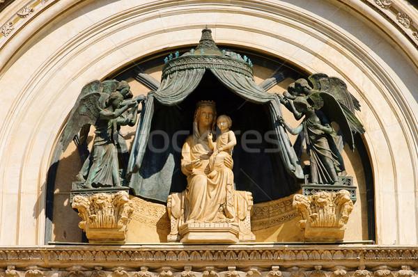 Orvieto cathedral 02 Stock photo © LianeM