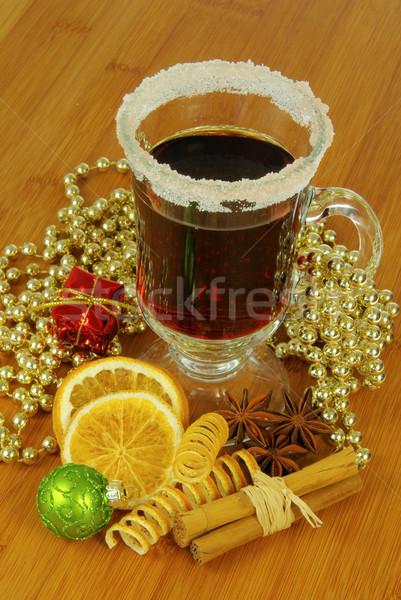 mulled wine 12 Stock photo © LianeM