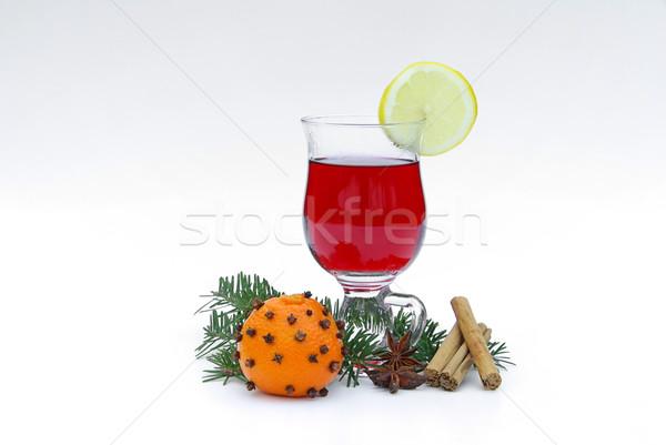 mulled wine 08 Stock photo © LianeM