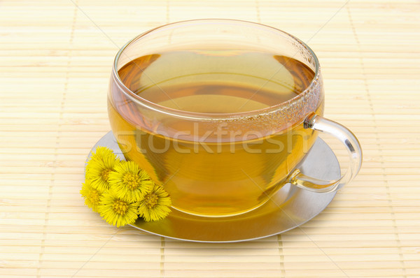 tea Coltsfoot 03 Stock photo © LianeM