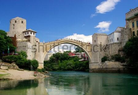 Mostar 28 Stock photo © LianeM