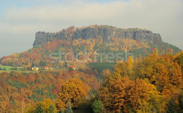 25 forestales paisaje rock montanas piedra Foto stock © LianeM