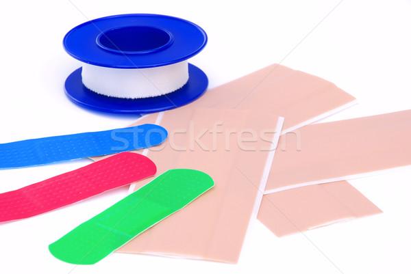 Adhesive plaster 03 Stock photo © LianeM