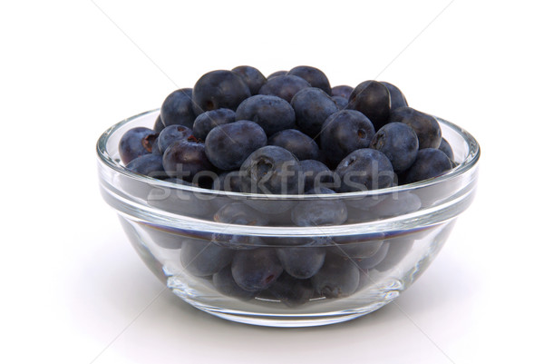 blueberry 11 Stock photo © LianeM