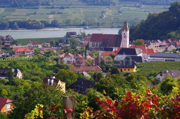 Spitz in Wachau Stock photo © LianeM