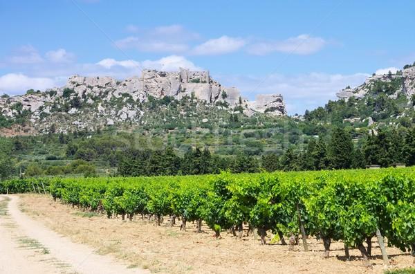 Les Baux-de-Provence 08 Stock photo © LianeM