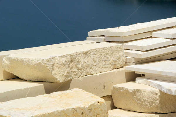 marble quarry 08 Stock photo © LianeM