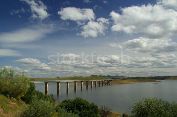 Extremadura Embalse de la Serena 10 Stock photo © LianeM