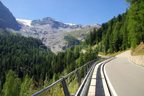 Stelvio Pass  Stock photo © LianeM