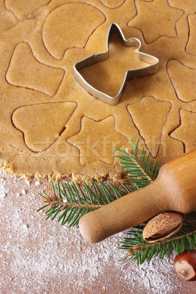 Angel cookies. Stock photo © lidante