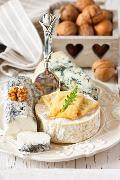 Cheese Stock photo © lidante