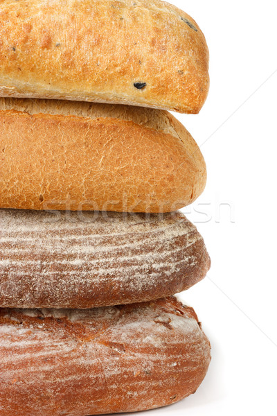 Four breads. Stock photo © lidante