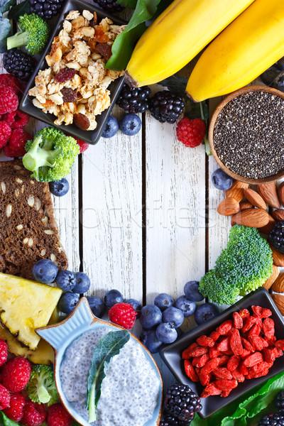 Superfood. Stock photo © lidante