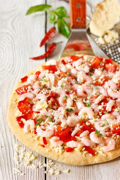 Pizza. Stock photo © lidante