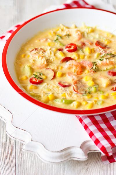 Soup. Stock photo © lidante