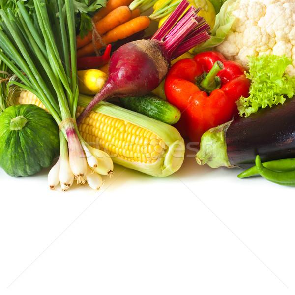 Fresh vegetables. Stock photo © lidante