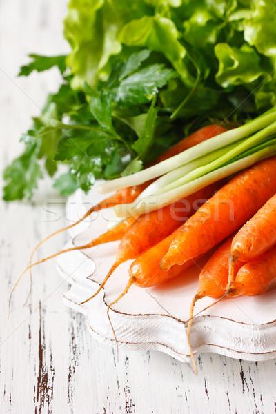 Vegetables. Stock photo © lidante