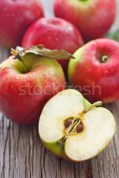 Apples. Stock photo © lidante