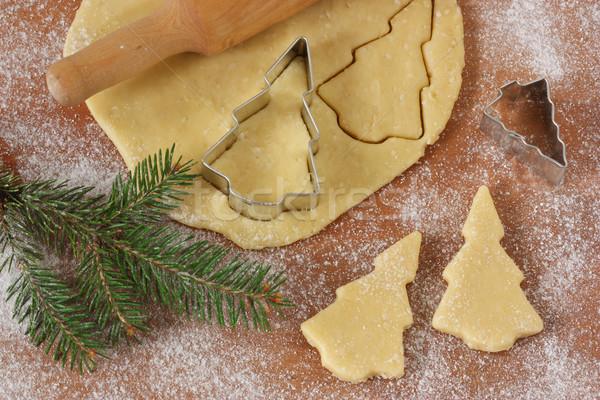 Christmas cookies. Stock photo © lidante