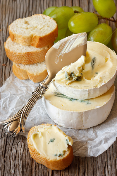 Soft cheese. Stock photo © lidante