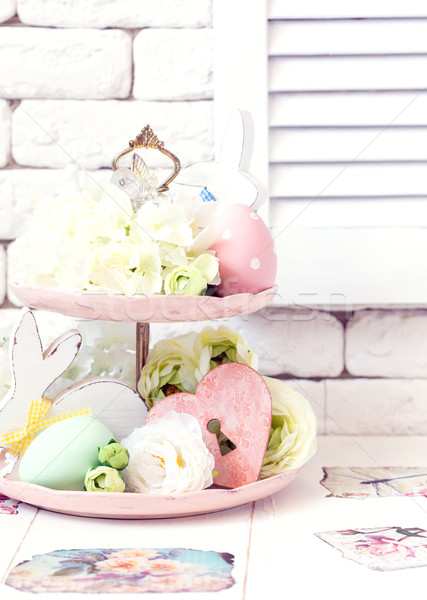 Easre shabby chic. Stock photo © lidante