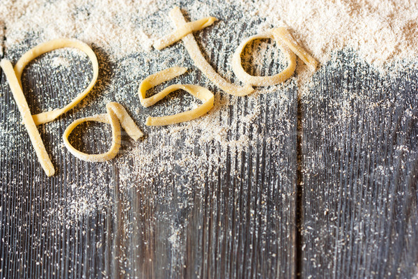 Pasta. Stock photo © lidante