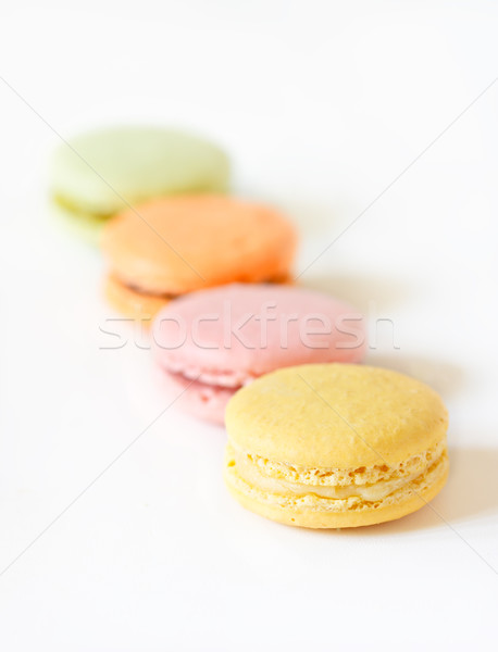 Macarons. Stock photo © lidante