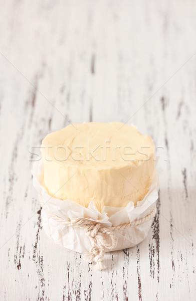 Butter. Stock photo © lidante