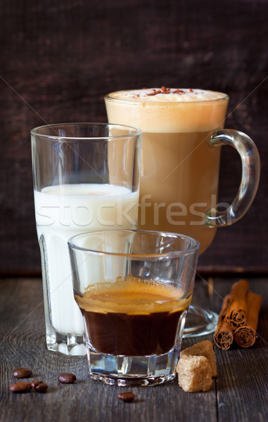 Coffee break. Stock photo © lidante