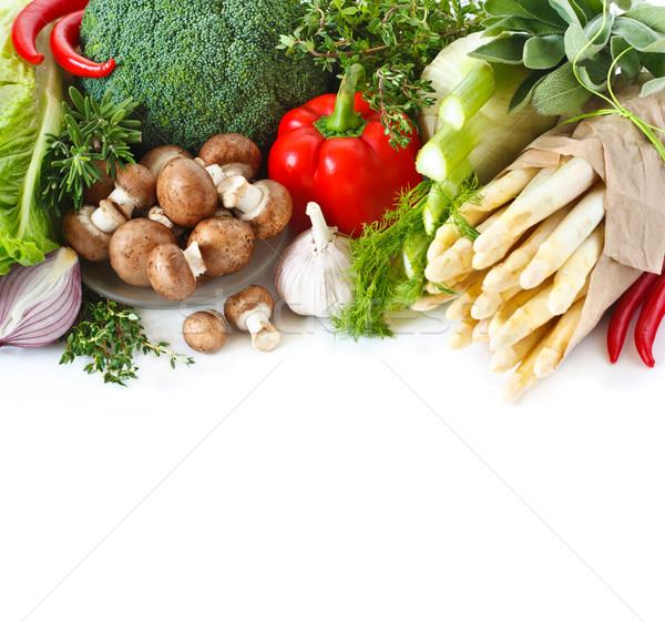 Healthy food. Stock photo © lidante