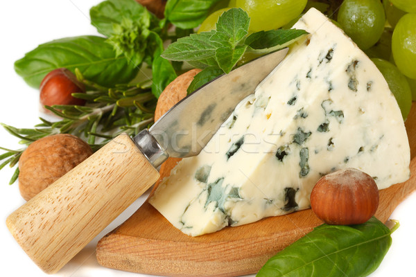 Blue cheese. Stock photo © lidante
