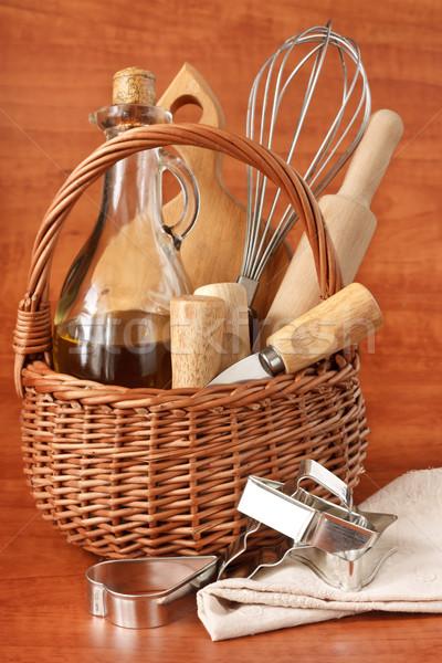 Kitchen tools. Stock photo © lidante