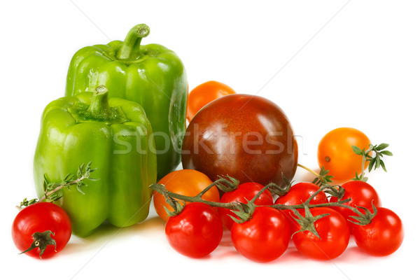 Vegetables. Stock photo © lidante