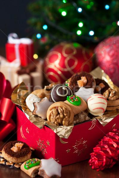 Christmas time. Stock photo © lidante