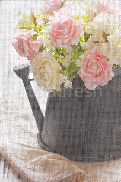 Old roses. Stock photo © lidante